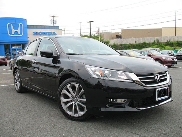 pre owned 2013 honda accord sdn sport 4dr car near albany