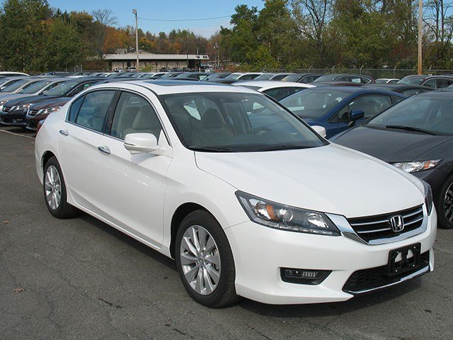 new 2015 honda accord sedan ex l v6 4dr car near albany. Black Bedroom Furniture Sets. Home Design Ideas