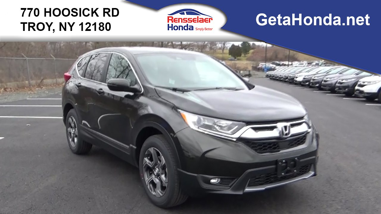 new 2017 honda cr v ex sport utility near albany 170906 rensselaer honda. Black Bedroom Furniture Sets. Home Design Ideas