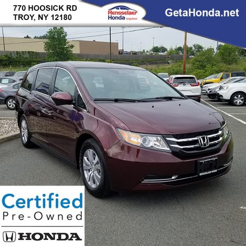 Certified pre owned hondas albany rensselaer honda for Honda used certified